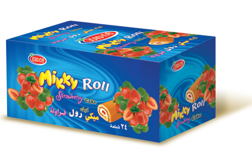 Mikky-roll-box